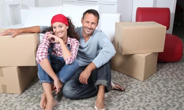 Guide pour emménager dans votre première maison