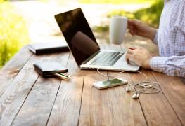 8 conseils pour créer un bureau en plein air chez vous