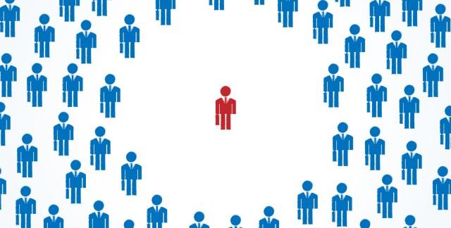 La discrimination au travail, c'est non