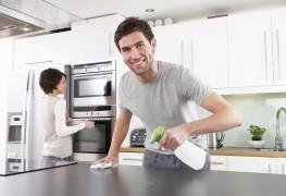 Comment choisir et nettoyer un comptoir de cuisine