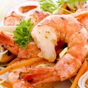 2 façons de manger plus santé avec des crevettes