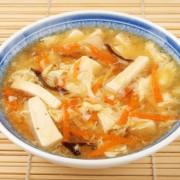 Ce combode soupe et de saladepermet de maintenir laglycémie