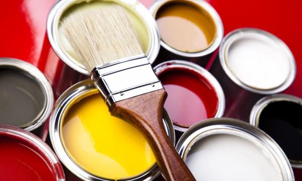 conseils d co ing nieux pour utiliser les restes de peinture trucs pratiques. Black Bedroom Furniture Sets. Home Design Ideas