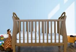 5 éléments à considérer avant l'achat d'un matelas de bébé