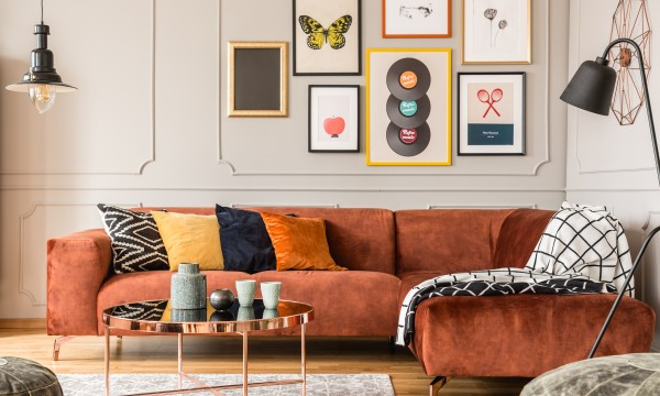 Créez un magnifique mur de cadres chez vous