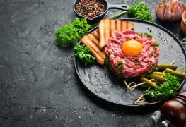 Comment réaliser un tartare de bœuf classique