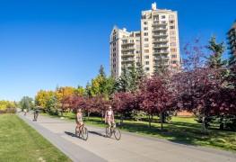 Votre guide du vélo à Calgary cet été