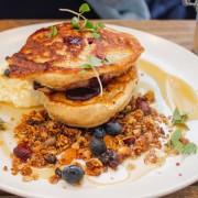 Pyramide parfaite: les meilleurs pancakes au Canada