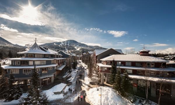 Dévalez les pentes des meilleures stations de ski du Canada