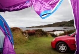 Protégez votre véhicule avec un abri démontable