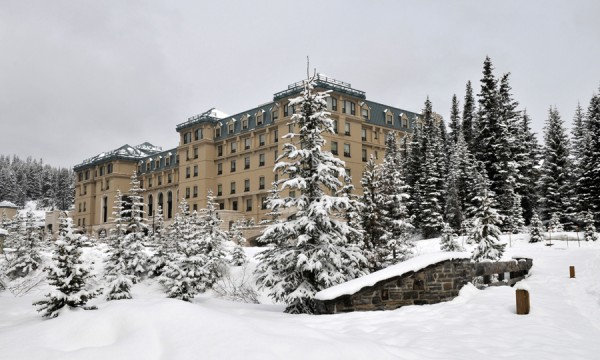 Les 5 meilleurs hôtels du Canada