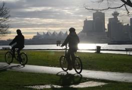 Les meilleurs villes cyclables au Canada