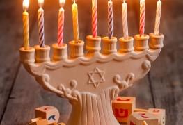 Faites votre propre ménorah de Hanoucca avec ces 5 modèles amusants