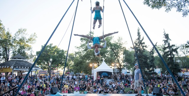 16 festivals d'Edmonton à voir cet été