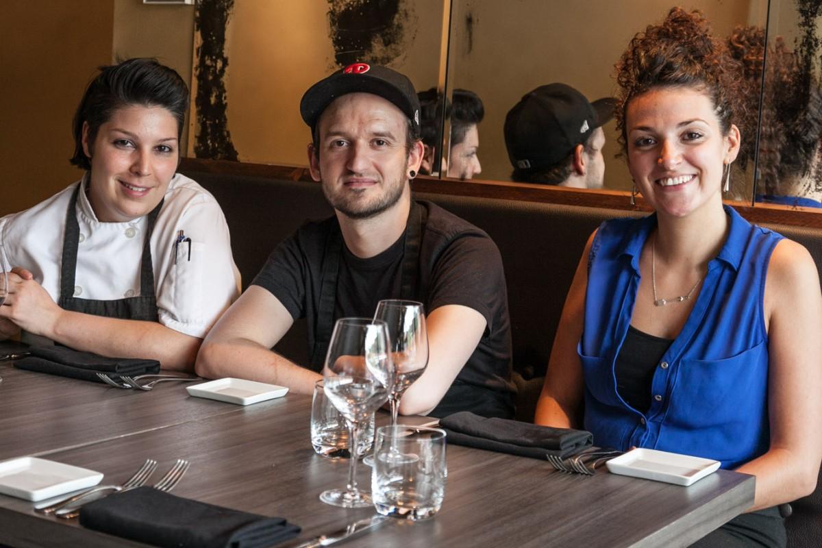 Restaurant EVOO