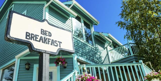 Les plus beaux gîtes touristiques à travers le Canada