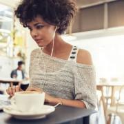 Cafés du centre-ville idéaux pour abattre du boulot  à Edmonton