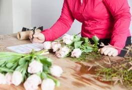 Les mots vous manquent? Grâce aux fleuristes, dites-le avec des fleurs!