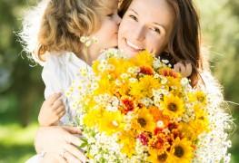 Offrir des fleurs en cadeau