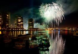 Où regarder les feux d'artifice de la fête du Canada à Vancouver