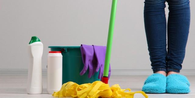 Produits de nettoyage naturels pour le sol