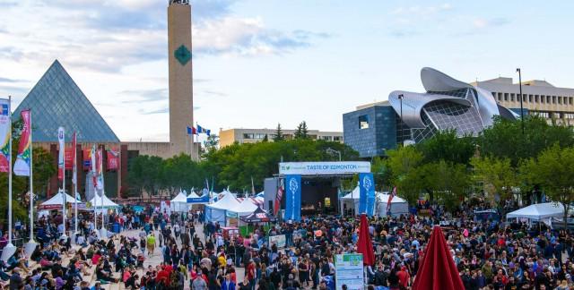 9 festivals gourmands à Edmonton cet été
