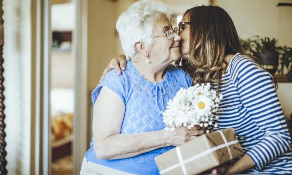 Le cadeau de fête des Mères idéal pour grand-maman