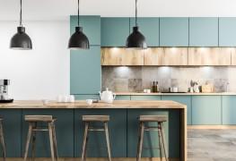 8 tendances pour vos armoires de cuisine en 2020