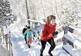 8 activités hivernales pour vous aider à rester en forme