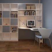 5 façons de ranger votre bureau à domicile