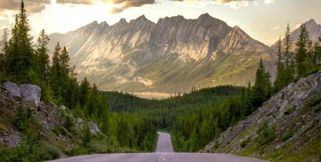 Escapade de fin de semaine: un voyage à Jasper