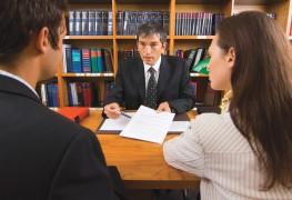Lorsqu'il faut avoir recours à un avocat en droit familial