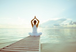 Le yoga nous enseigne comment se concentrer sur notre respiration
