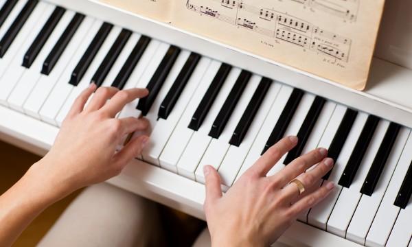 Comment jouer une mélodieaupiano