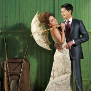 Les couleurs de robes de mariées non conventionnelles et superbes