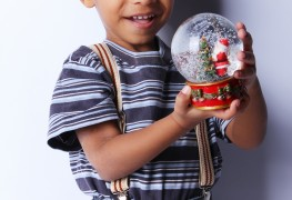 Mini globes de neige: créez une décoration de Noël amusante en 3 étapes
