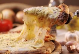 Trois raisons de déguster une pizza au fromage
