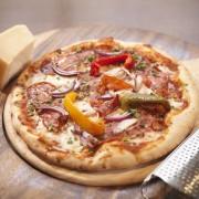 La pizza aux piments: un choix gagnant!