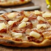 Pizza hawaïenne: un peu de soleil au menu