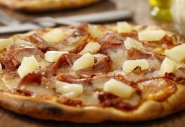 Pizza hawaïenne : un peu de soleil au menu à votre pizzéria!