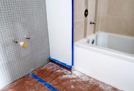 Rénover sa salle de bain en quatre étapes