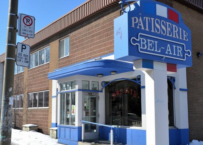 Une pâtisserie du quartier Rosemont qui rayonne dans tout Montréal.