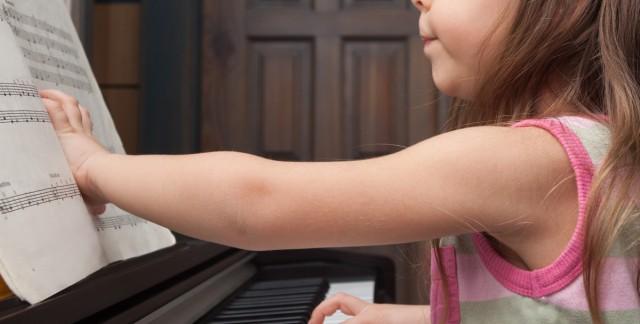 Leçons de musique pour enfants