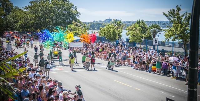 Le guide ultime pour le Vancouver Pride