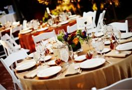 Astuces de décorations de table pour embellir votre réception de mariage
