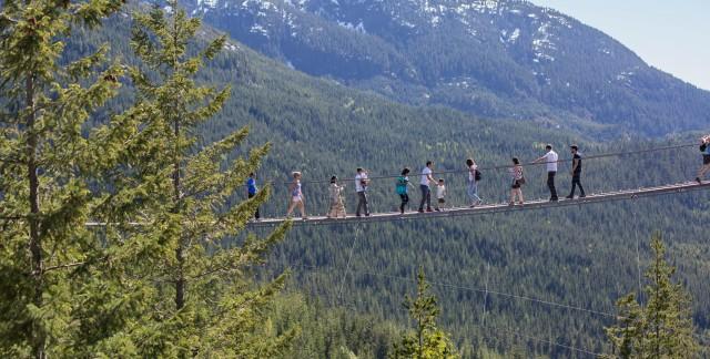 Sortez de Vancouver: 4 excursions d'une journée