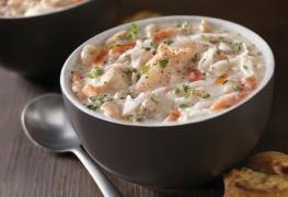 Des recettes de soupes crémeuses qui raviront la famille