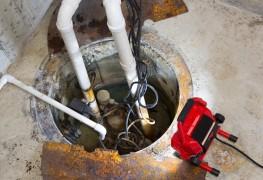 Guide de réparation d'une pompe d'éjection des eaux usées