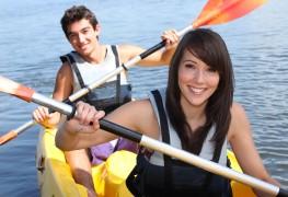 5 coups de pagaie de base pour lecanoë et le kayak