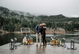 10 endroits romantiques où faire votre demande en mariage à Vancouver et dans ses alentours